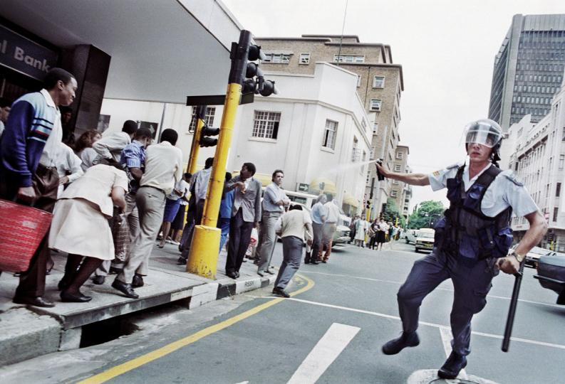 democracy south africa essay