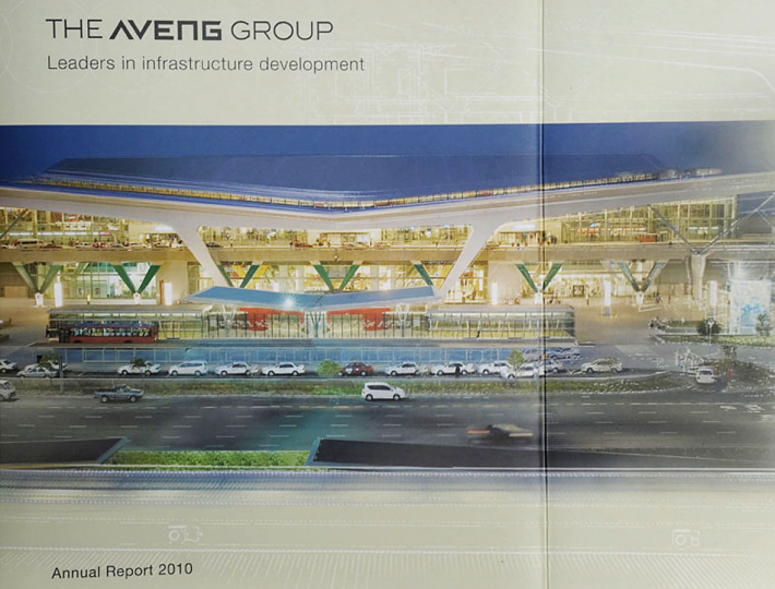 Aveng Group Annual report. 2010.