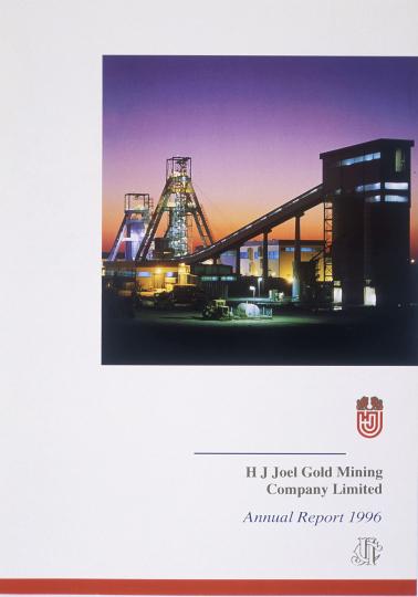 H. J. Joel Gold Mining