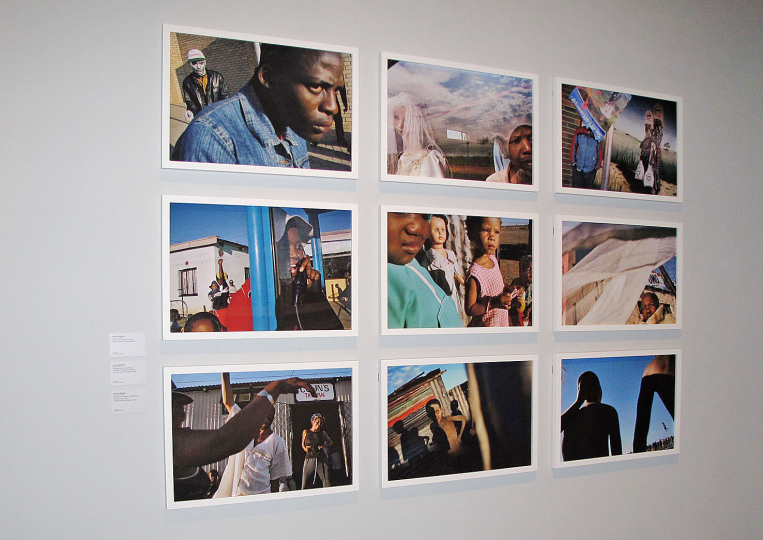 Images from the series, The Edge of Town were included in the Figures and Fictions exhibition - Contemporary South African Photography:shown at the Victoria and Albert Museum.London. 2011.