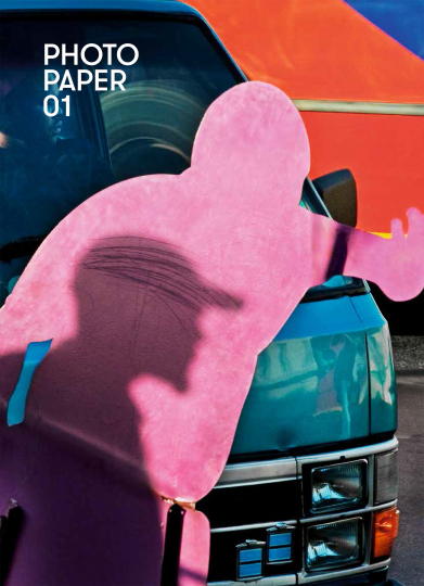 The cover for the forst edition of Kasseler Fotografie's Photo Paper. Germany. 2016.