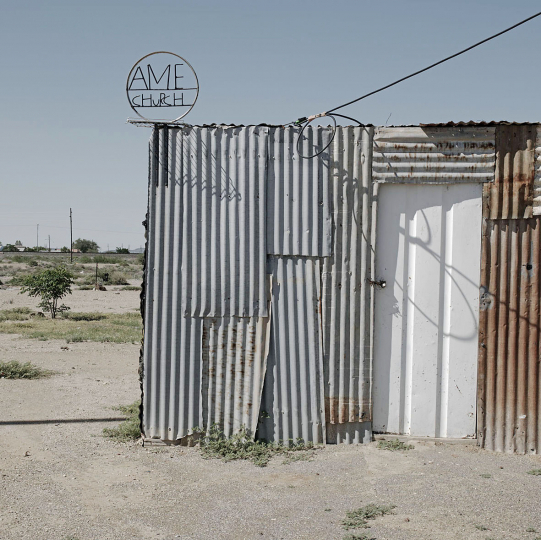 A new church in Mziwabantu township.  Britstown, South Africa. 2010.