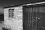 A shack in an informal settlement. Velddrif. 2018.