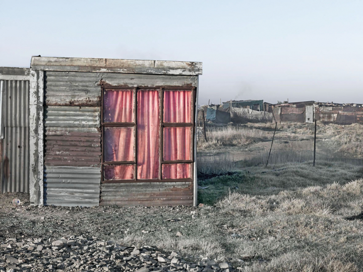 Chris Hani township, Bethal, South Africa. 2011.