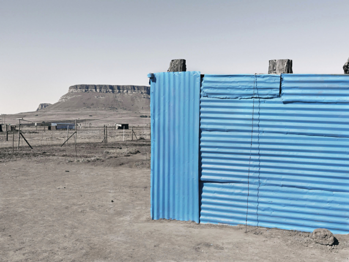 Intabazwe Township, Harrismith, South Africa. 2011.