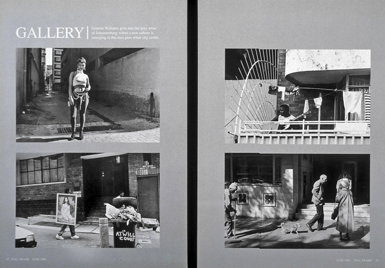 Full Frame Magazine