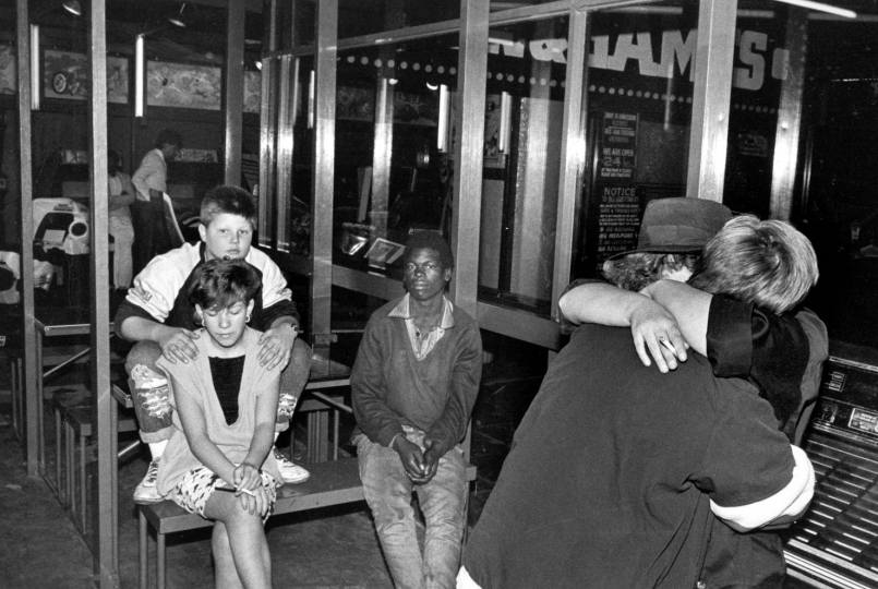 Hillbrow, Johannesburg, South Africa. 1990