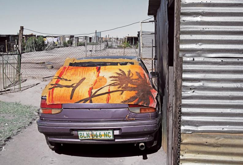 Emmerentia, Johannesburg 31 July 20010